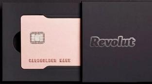 Schimb valutar prin Card Revolut